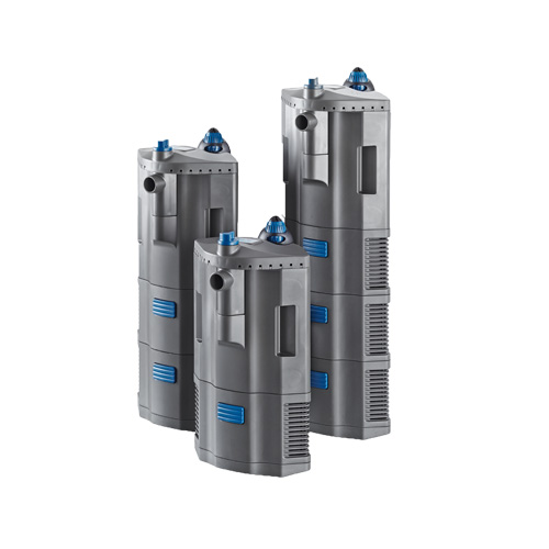 Interne aquarium filters