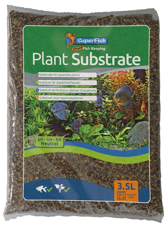 SuperFish Plant Substrate - 3.5L