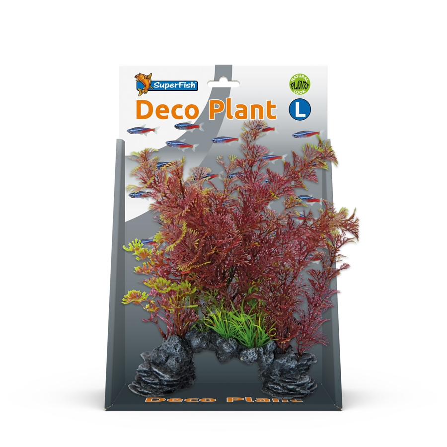 Deco Plant Cabomba Red