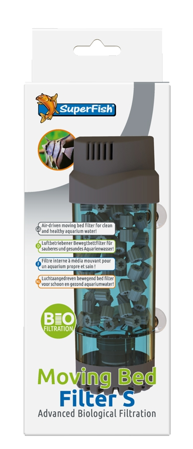 SuperFish Moving Bed Filter S
