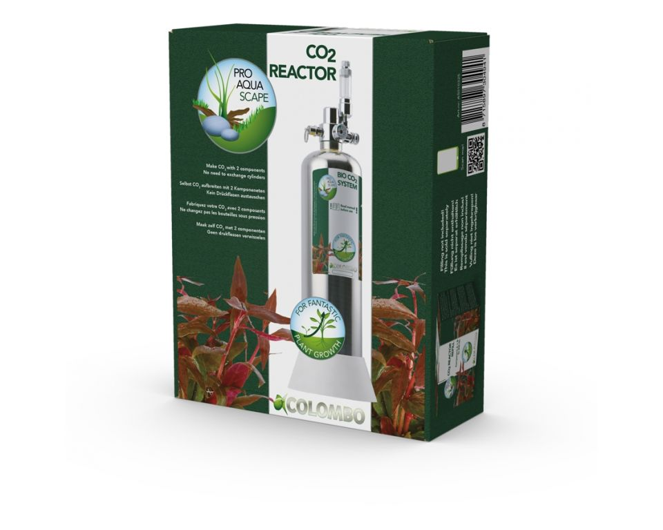 Colombo CO2 Reactor | Aquarium CO2 Zelf Maken