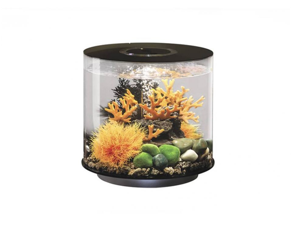 Aquarium biOrb tube MCR 15 liter zwart