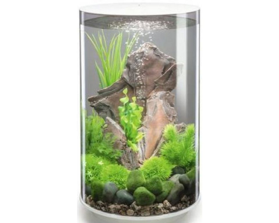 Aquarium biOrb tube MCR 30 liter wit
