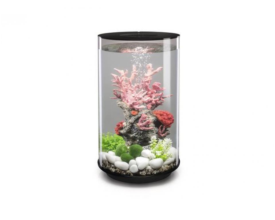 Aquarium biOrb tube LED 30 liter zwart