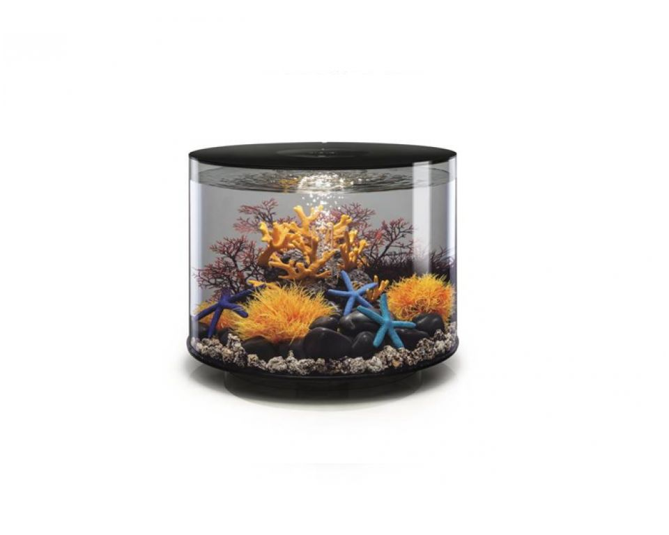 Aquarium biOrb tube MCR 35 liter zwart