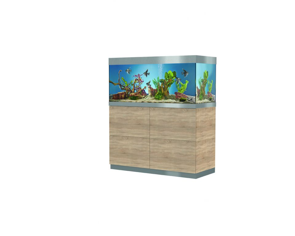 Oase highline aquarium 300 eiken
