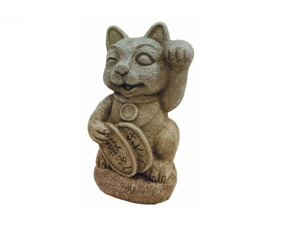 Superfish zen deco - Fortune cat