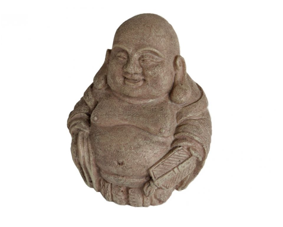 Superfish zen deco - Lachende Buddha
