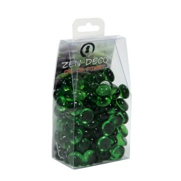 ZEN Crystal Stones Groen | Aquarium Decoratie
