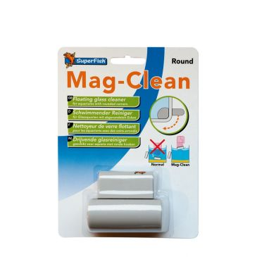 SuperFish Mag-Clean - Nano | Aquarium Raam Schoonmaken