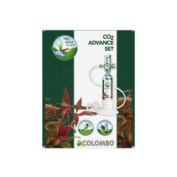 Colombo CO2 Advance Set | Aquarium CO2 Systeem