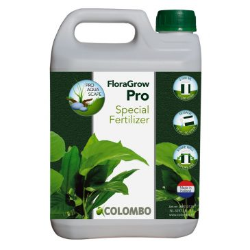Colombo Flora Grow PRO - 2500 ML | Aquarium Plantvoeding