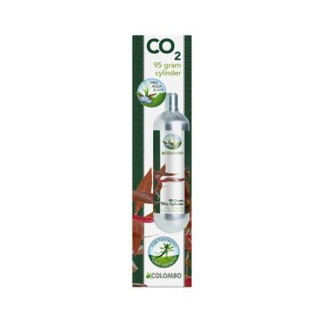 Colombo CO2 Advance Cilinder - 95 gram | Aquarium CO2 Navul Cilinder