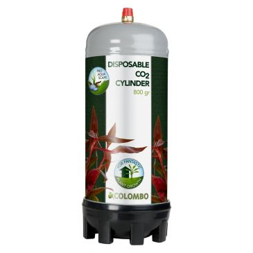Colombo CO2 Profi Cilinder - 800 gram | Aquarium CO2 Navul Cilinder
