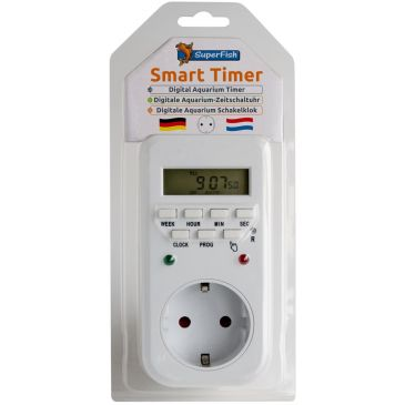 SuperFish Smart Timer - NL/DE | Aquarium Timer