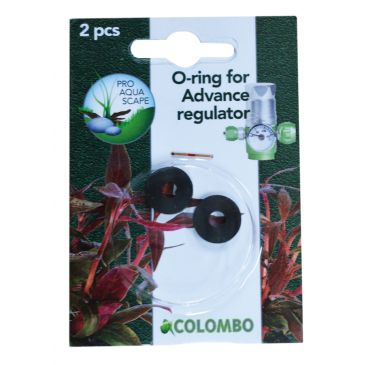 Colombo CO2 Advance Drukregelaar O-Ringen | Aquarium CO2 Systeem Accessoires