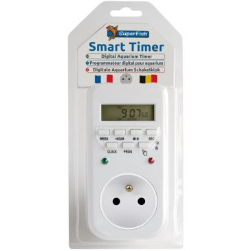 SuperFish Smart Timer - FR/BE | Aquarium Timer