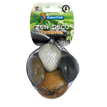 ZEN Pebble Mix - M | Aquarium Kiezelsteen Decoratie