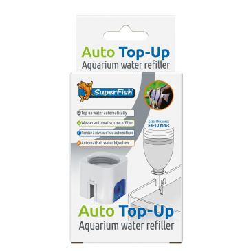 SuperFish Auto Top-Up Systeem | Aquarium Automatisch Bijvullen