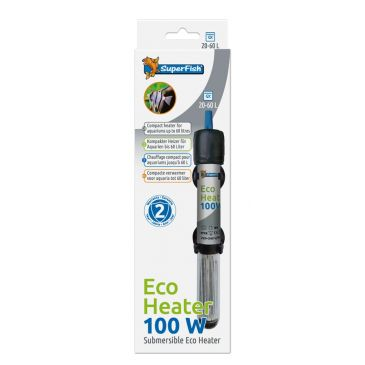 SuperFish Eco Heater - 100 Watt | Aquarium Verwarming