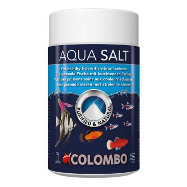 Colombo Aqua Salt - 1000 ML | Aquarium Onderhouden
