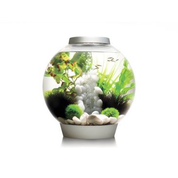 Aquarium biOrb classic LED 30 liter zilver