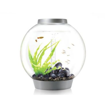 Aquarium biOrb classic LED 60 liter zilver thermo