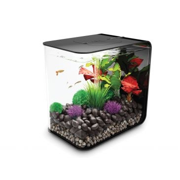 Aquarium biOrb flow LED 15 liter zwart