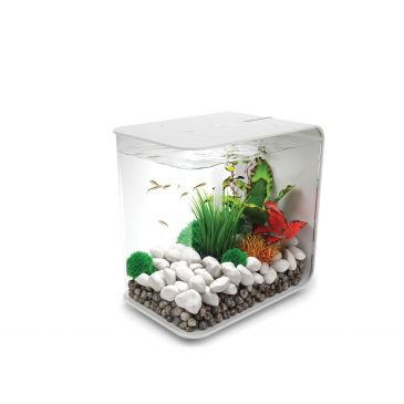 Aquarium biOrb flow MCR 15 liter wit