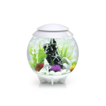 Aquarium biOrb halo led 30 liter wit