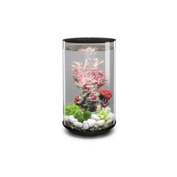 Aquarium biOrb tube MCR 30 liter zwart