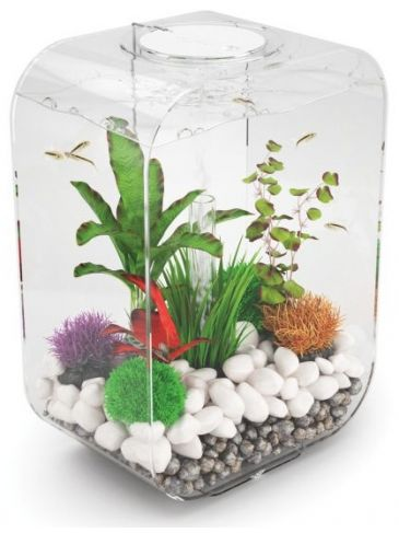Aquarium biOrb life LED 15 liter transparant