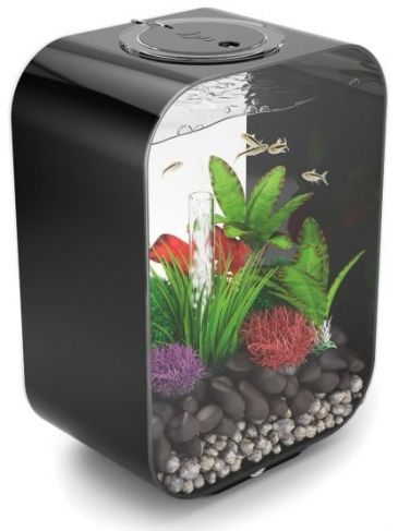 Aquarium biOrb life LED 15 liter zwart