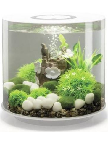 Aquarium biOrb tube MCR 15 liter wit