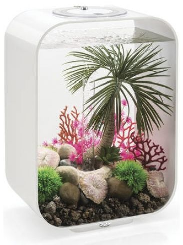 Aquarium biOrb life MCR 15 liter wit