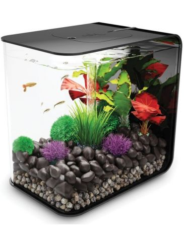 Aquarium biOrb flow LED 30 liter zwart