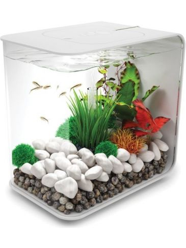 Aquarium biOrb flow MCR 30 liter wit