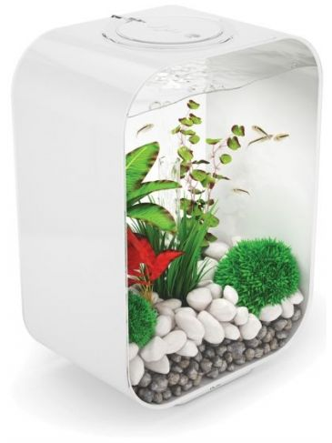 Aquarium biOrb life LED 15 liter wit